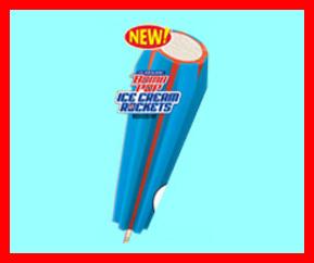 Ice Cream Rocket